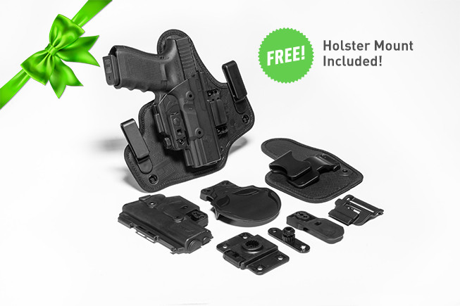 Free holster mount